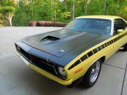 Plymouth 1973 1973 - Plymouth Barracuda